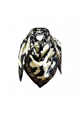 Primavera / Estate FOULARD IN SETA LIBERTY 90X90
