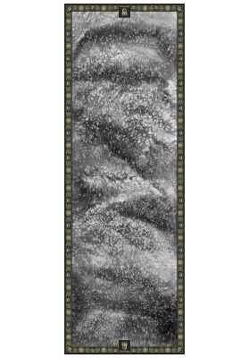 Autumn / Winter CASHMERE BLEND SCARF FLUIDITY 70X200