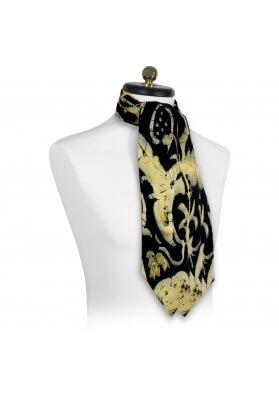 Cravatte Ascot CRAVATTA ASCOT LIBERTY IN MISTO CASHMERE