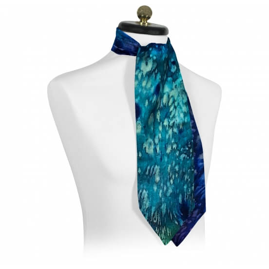 Cravatte Ascot CRAVATTA ASCOT FLUIDITY IN MISTO CASHMERE