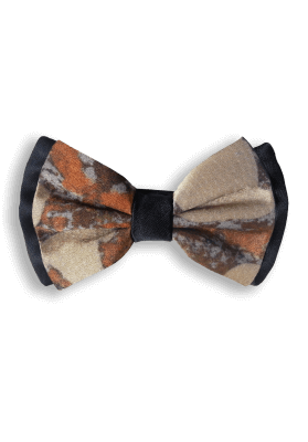 Bow Ties THE DIVA SILK BOW TIE