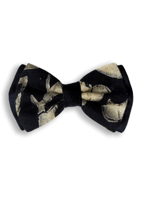 LIBERTY CASHMERE BLEND BOW TIE