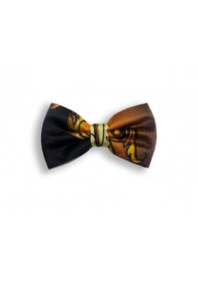 CHILDREN BRAND SILK BOW TIE