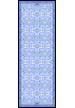 JUKE BOX CASCHMERE BLEND SCARF 70x200